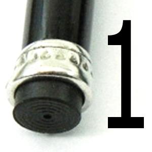 N1 (gommino+anello in peltro)
